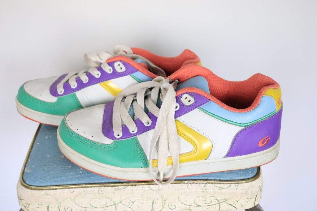 Early 90s sneakers